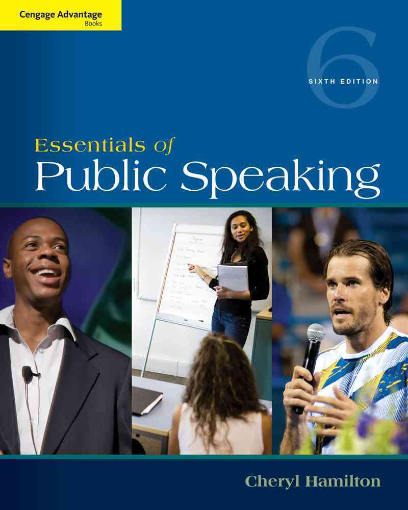 Essentials of Public Speaking By Hamilton, Cheryl
